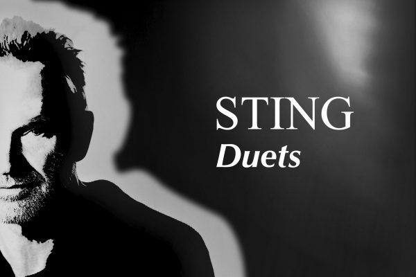 Sting recopila sus duetos clásicos en 'Duets', que se publicará el 27 de noviembre