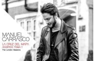 Manuel Carrasco publicará el 11 de diciembre, el EP 'La Cruz del Mapa Acústico Toma 1. The London Sessions'