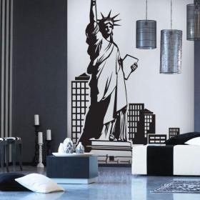 Vinilos Decorativos New York