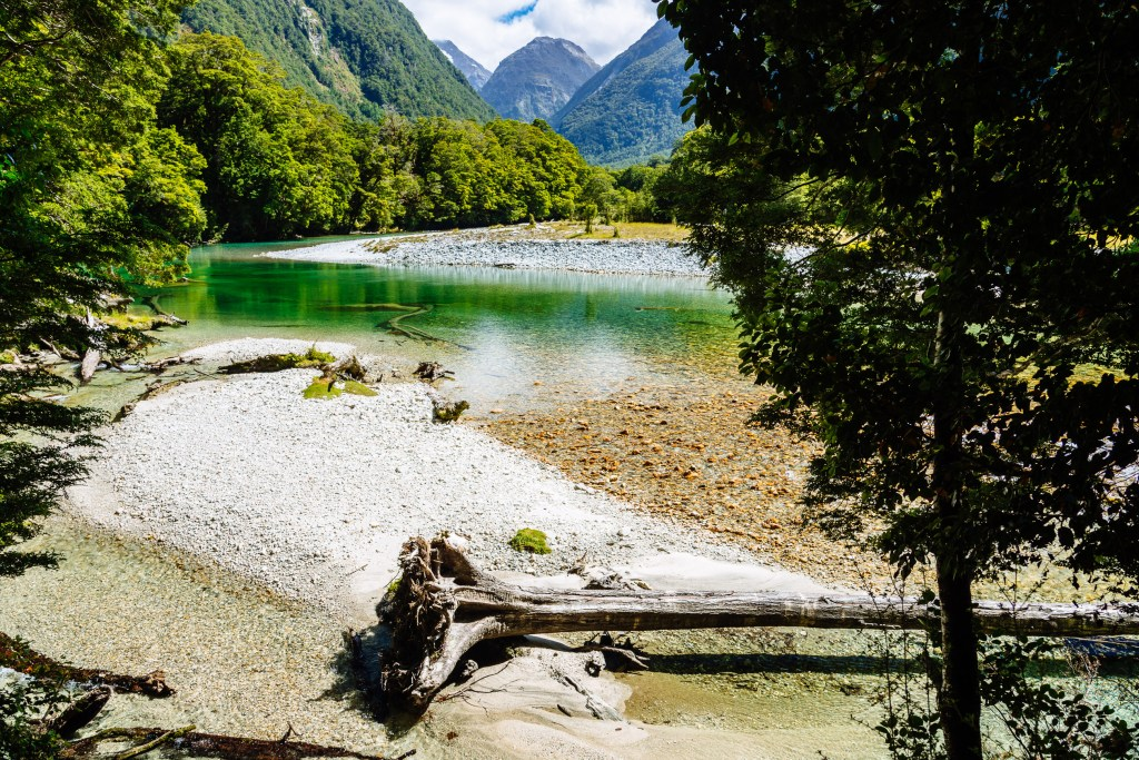 Milford Track, New Zealand, Travel Photography, Vin Images