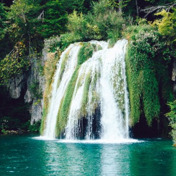 Plitvice Lakes, Croatia, Travel Photography, Vin Images