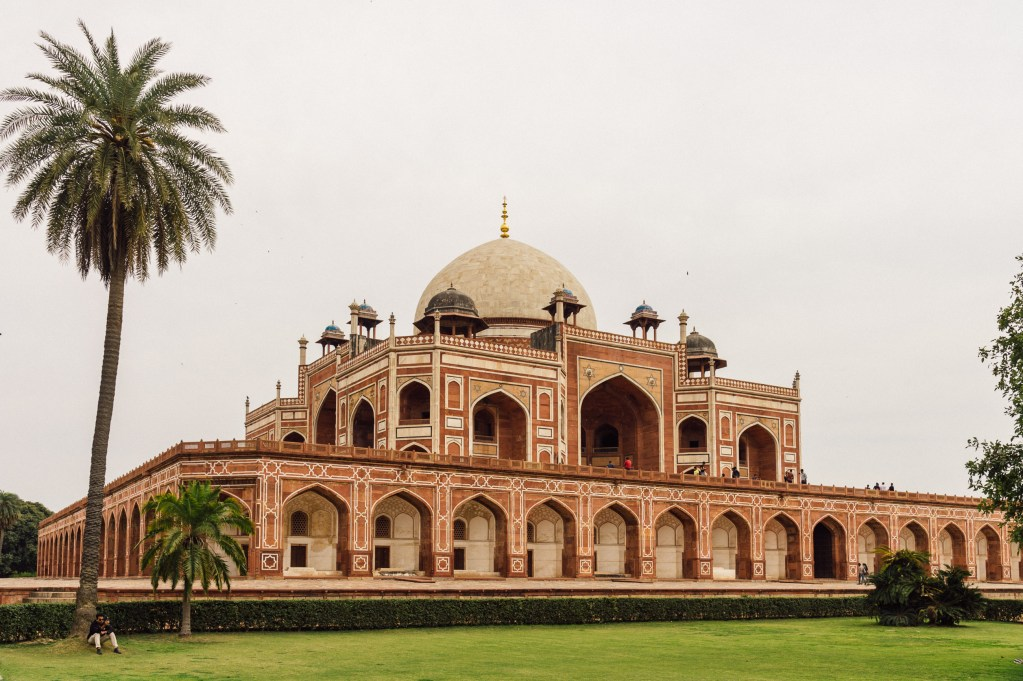 Humayun's Tomb, India, Travel Photography, Vin Images