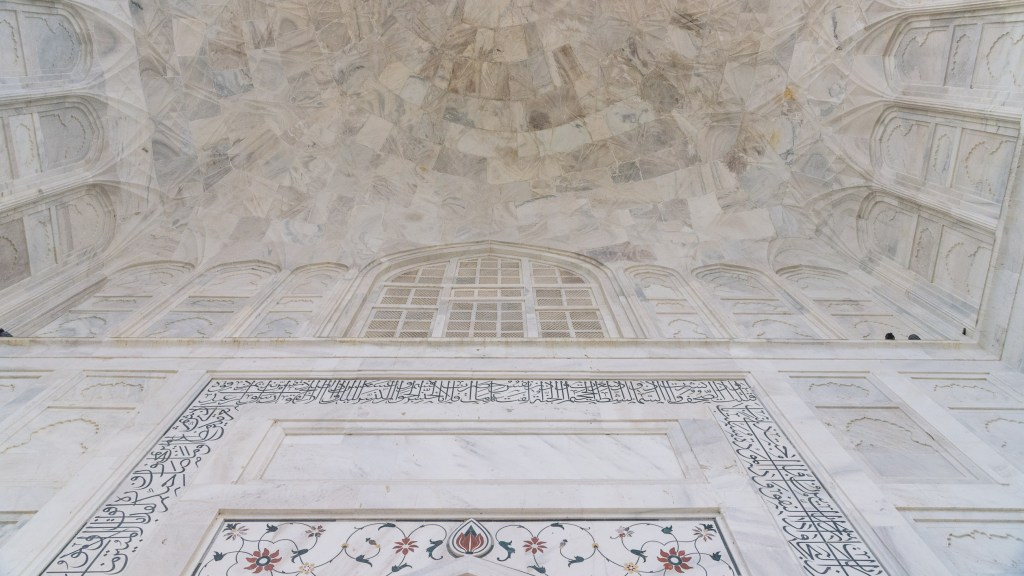 Taj Mahal, India, Travel Photography, Vin Images