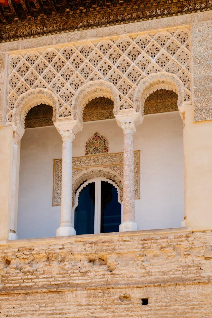 Alcazar Seville, Spain, Travel Photography, Vin Images
