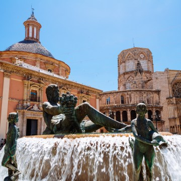 Valencia, Spain, Travel Photography, Vin Images