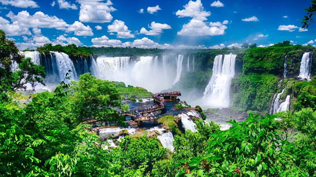 Iguazú, Argentina, Brazil, Travel Photography, Vin Images