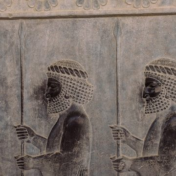 Persepolis, Iran, Travel Photography, Vin Images