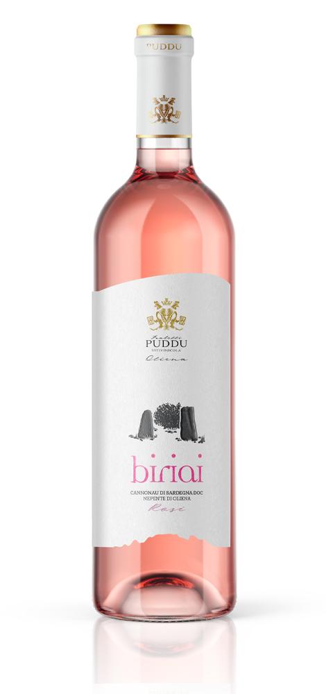 Biriai - Cannonau di Sardegna DOC Rosè