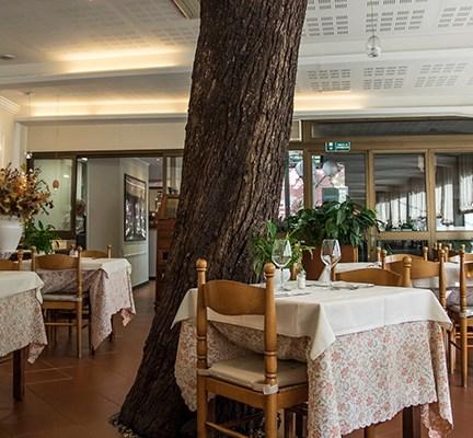 Bruxaboschi sala ristorante