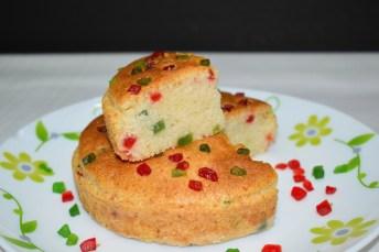 Eggless Rava Cake | Sooji Cake Recipe | Semolina Cake Recipe