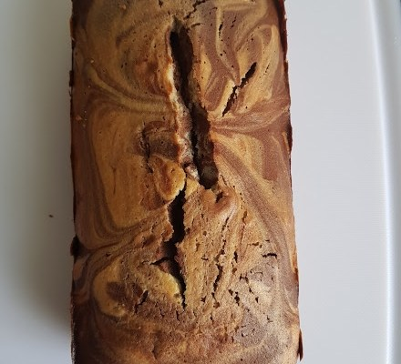 Chocolate Marble Pound Cake – My first recipe post #FlavoursomeTuesdays