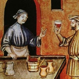 medieval-wine