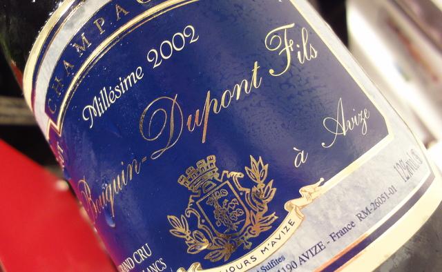 Champagne 2002