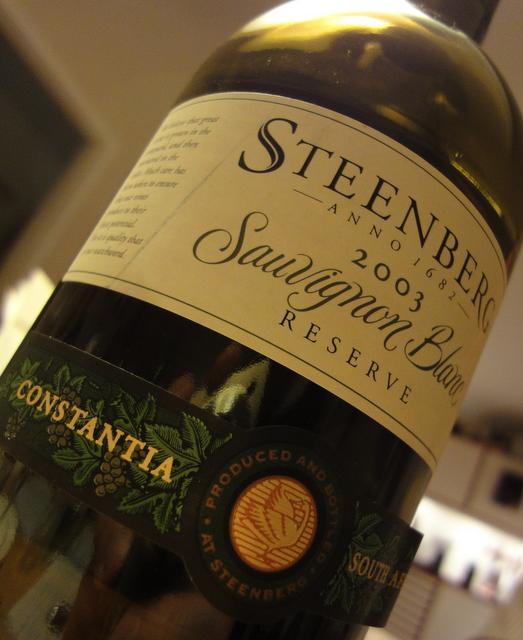 Sydafrika Sauvignon Blanc