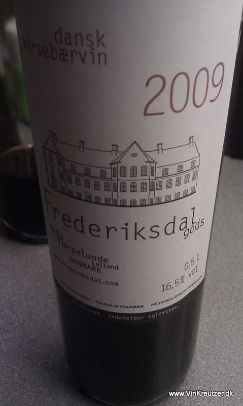 Frederiksdal Gods Kirsebærvin