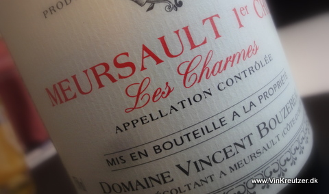 Les Charmes Meursault