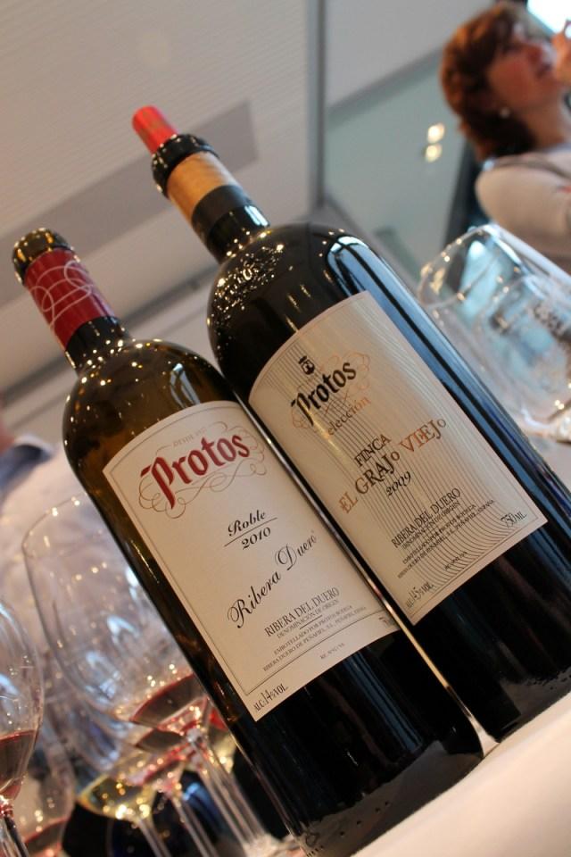 De moderne vine fra Protos