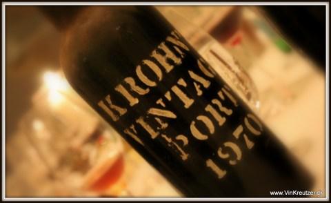 1970 Krohn, Vintage Port