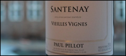 2010 Paul Pillot, Vielles Vignes, Santenay