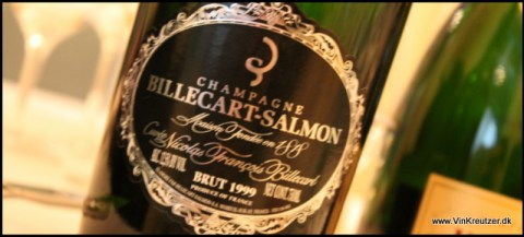 1999 Billecart Salmon, Cuvée Nicolas Francois Billecart, Brut, Champagne
