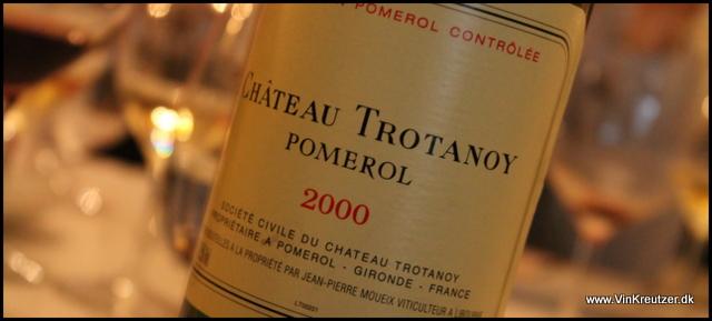 2000 Chateau Trotanay, Pomerol –