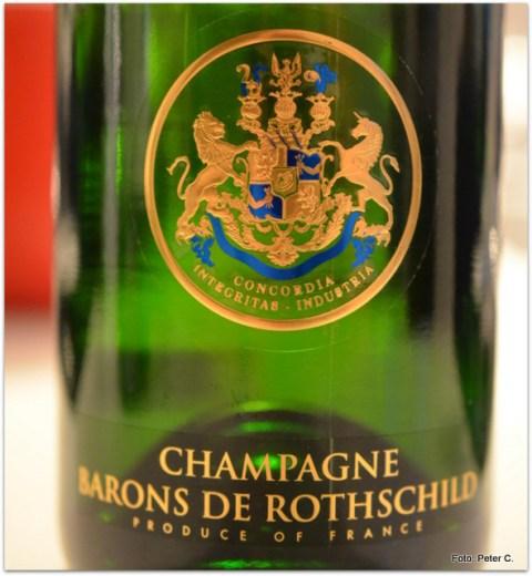 NV Barons de Rothschild, Brut, Champagne