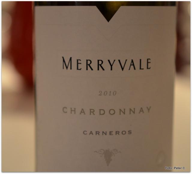 2010 Merryvale, Chardonnay, Carneros, Californien