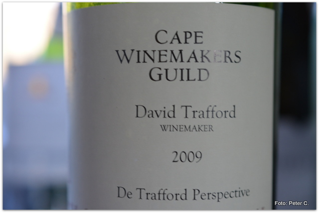 2010 de Trafford, Perspective, Cape Winemakers Guild, Stellenbosch, Sydafrika
