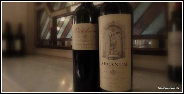 2007 Valadorna, IGT Toscana, Arcanum