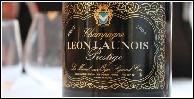 2004 Leon Launois, Cuvée Prestige, Mesnil-sur-Oger, Champagne