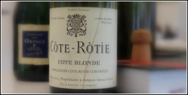 2004 Rene Rostaing, Cote Blonde, Cote Rotie, Rhone