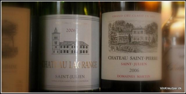 Saint Julien Grand Cru Classe