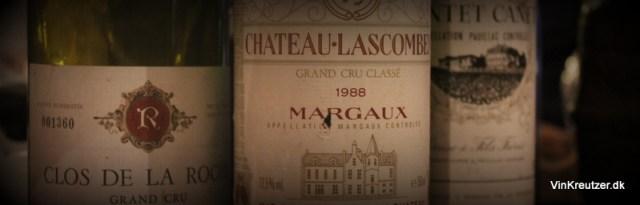 Margaux GRand Cru