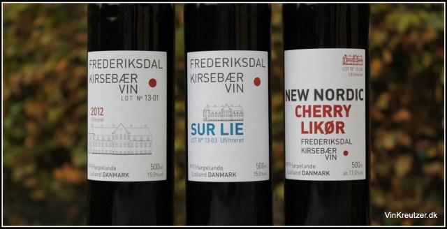 Kirsebærvin Lolland Dansk Vin