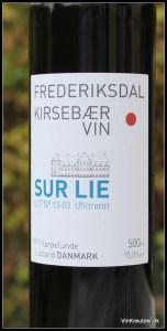 Kirsebærvin fadlagret