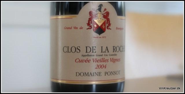 Bourgogne Ponsot