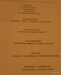 En flot menu