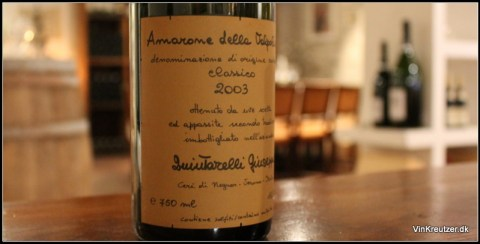 Quintarelli, Amarone della Valpolicella