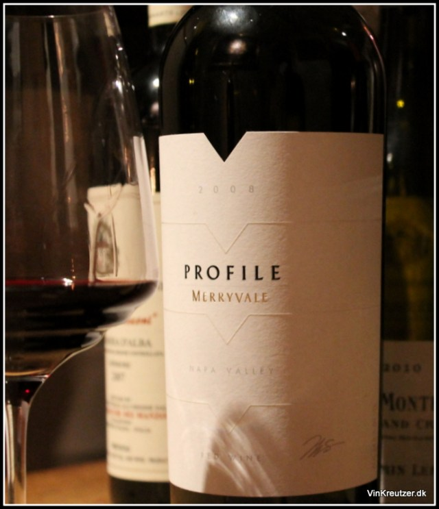 Merryvale, Profile, Napa Valley