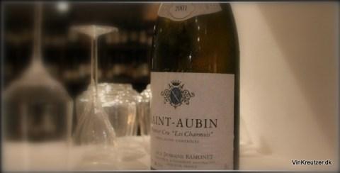 2001 Ramonet, Les Charmois, 1'er Cru, Saint Aubin MAGNUM