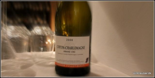 2008 Tollot-Beaut, Corton Charlemagne, Grand Cru, Bourgogne