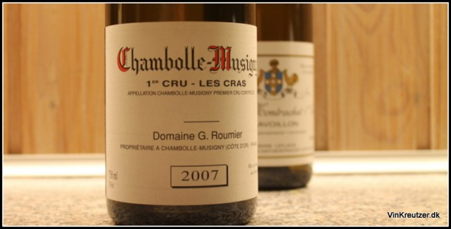 Champbolle Musigny Roumier