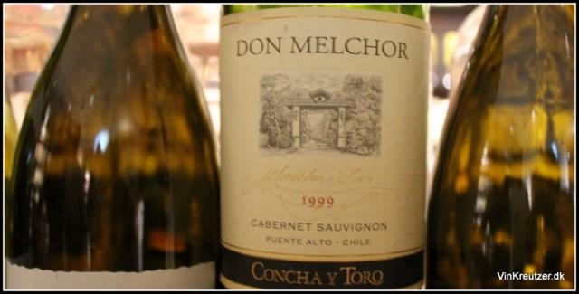 Don Melchor, Concha Y Toro
