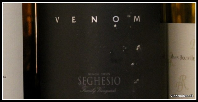 Seghesio, Venom, Sangiovese