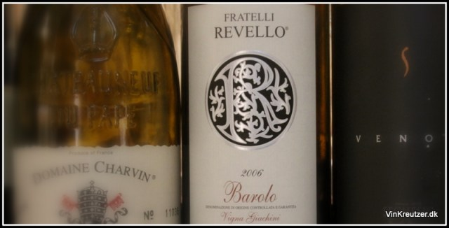Revello, Vigna Giachini, Barolo