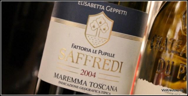 Pupille, Saffredi
