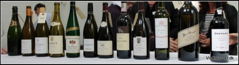 De 12 vine til hovedkonkurrencen