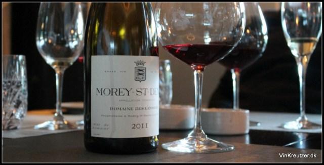 2011 Dom de Lambrays, Morey Saint Denis