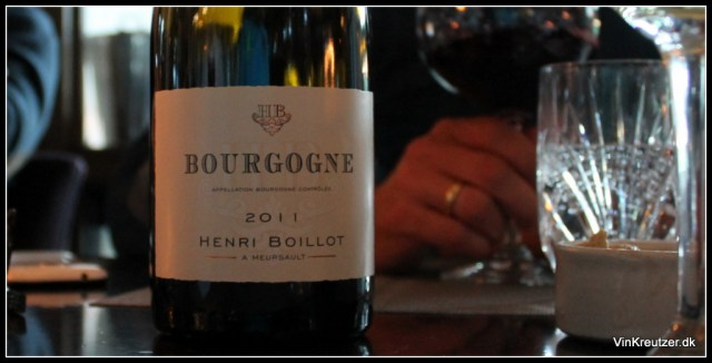 2011 Henri Boillot, Bourgogne Rouge