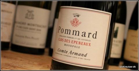 Pommard Comte Armand
